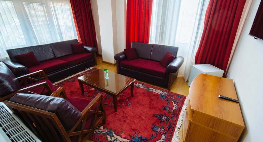 Luxury Studio Livingroom in Krusevo
